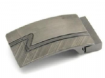 30mm Fashion Belt Buckle. Clasp attachment. Code BUC154